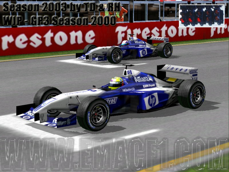 F1 Challenge 99-02 No-CD Patches Game Fixes